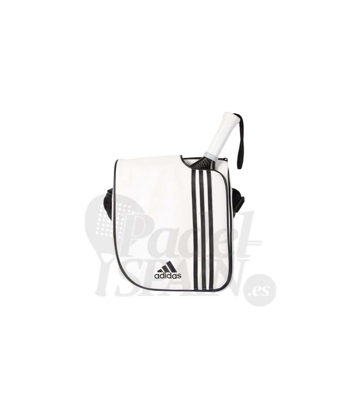 a15a55048 BOLSO ADIDAS PADEL MESSENGER BAG WHITE