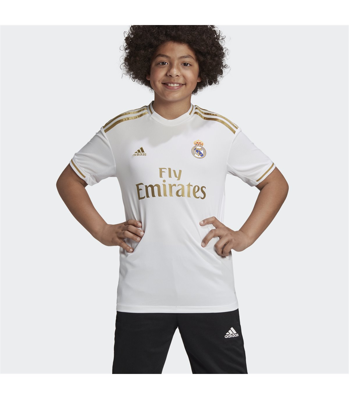 db7745989 CAMISETA ADIDAS REAL MADRID JUNIOR 19/20