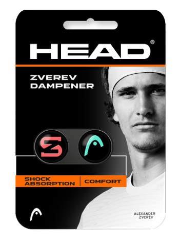 ANTIVIBRADOR ZVEREV HEAD